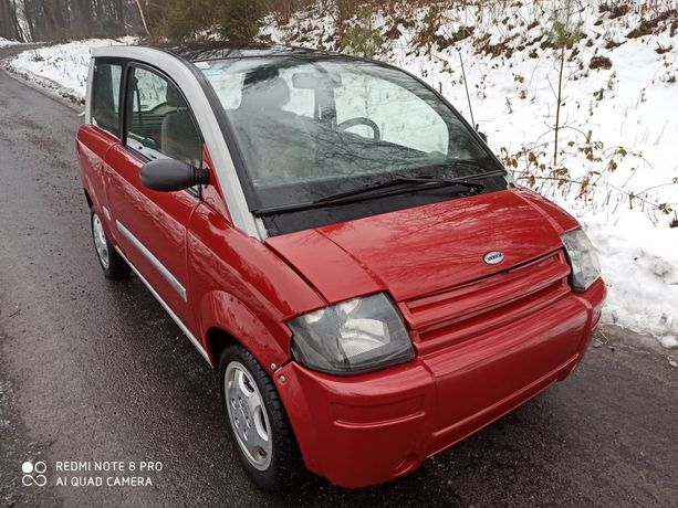 Microcar MC2 2006 rok