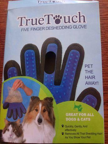 Перчатка для собак