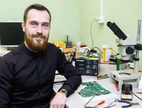 Компьютерный мастер Ремонт компьютеров и ноутбуков