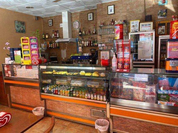Café e Snack Bar para Trespasse