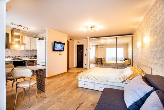 Квартира в самом центре города посуточно,Чисто!