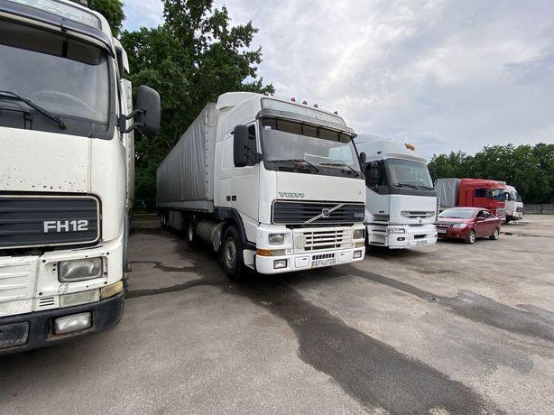 Тягач, полуприцеп, грузовой автомобиль Volvo
