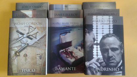 Livros da coleção BIBLIOTECA SÁBADO (32 livros)