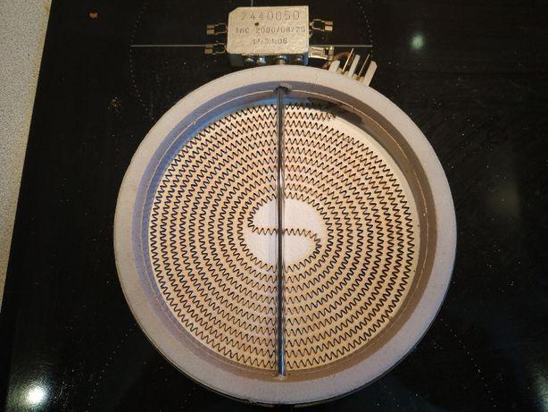 Pole grzejne płyty ceramicznej AMICA