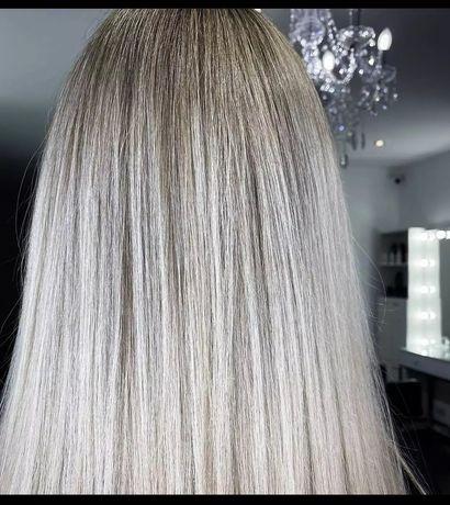 Покраска волос, укладки, уход за волосами