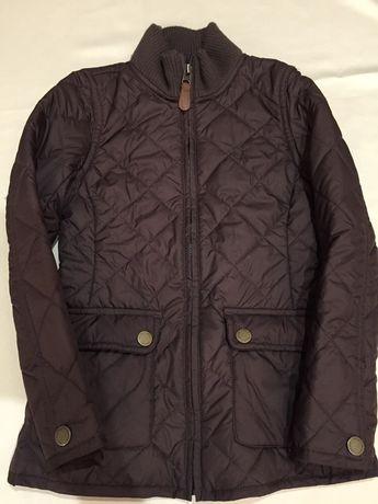 Стильна брендова куртка Ralph Lauren пальто деми для дівчинки zara.