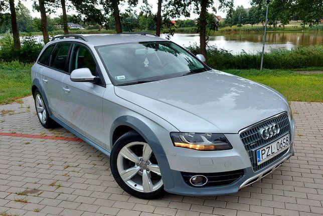 Audi A4 B8 2.0 211Km//ALLROAD QUATTRO//S-Tronic//Wypas//Piękna