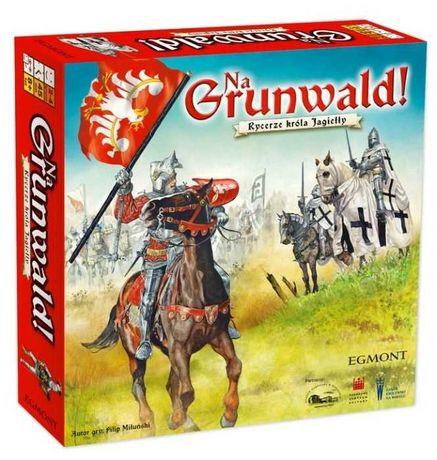 Gra planszowa Na Grunwald! Rycerze króla Jagiełły