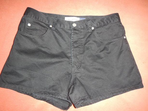 джинсовые шорты с высокой посадкой gap p.10