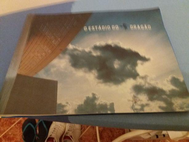 livro oficial do FCP da construção do dragao