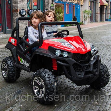 Дитячий електромобіль Джип M 3454(2), 4х4, детский электромобил