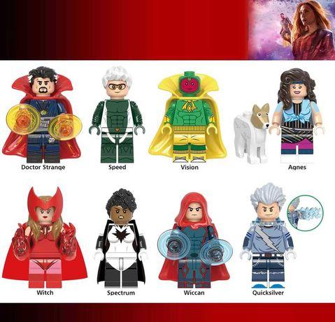 Bonecos / Minifiguras Super Heróis nº191 Marvel (compatíveis com lego)