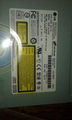 Привод LG CD-RW gce-8525 + подарок