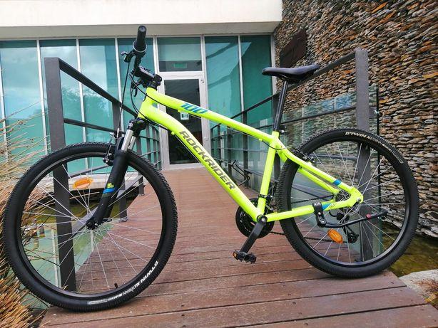 Como novas! Bicicletas Rockrider roda 27,5 (foto 1 e 2) e Rex 28 (fot3