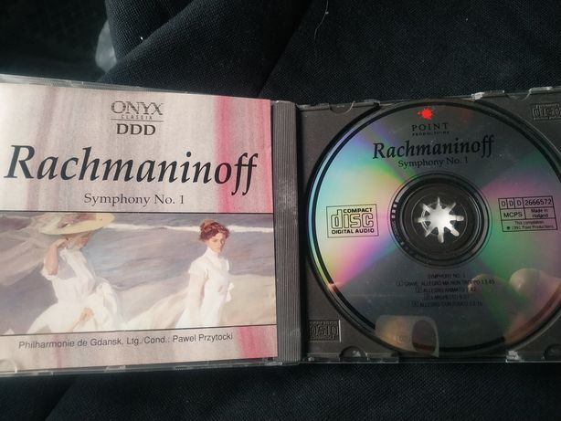 CD Rachmaninoff, Vivaldi, Hans Knappertsbush