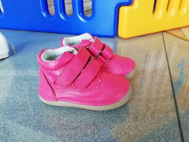 Buciki, buty dla dziewczynki 18 wiosna