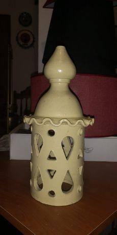 Chaminé Algarvia em Cerâmica