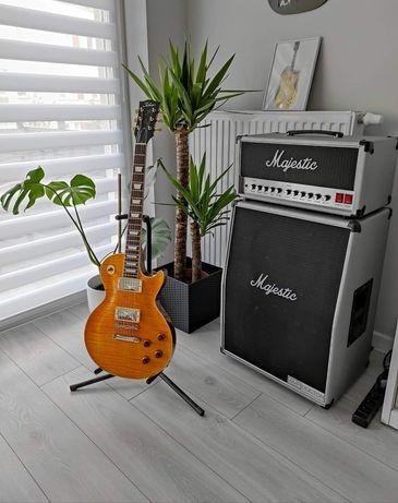 Amp Doctor wzmacniacz gitarowy piec head kolumna 2x12 nowy