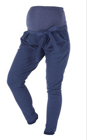 Spodnie ciążowe dresowe LENA r.L jesień/zima