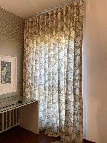 * Têxteis quarto menina - CONJUNTO: cortinado, almofadas e tapete *