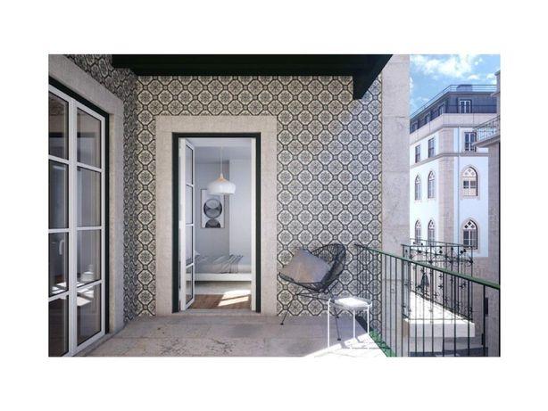 Apartamento T1 com Varanda para venda no Chiado, Lisboa