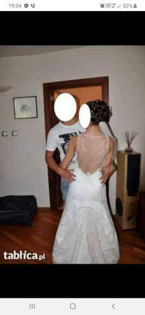 pilnie sprzedam suknia ślubną