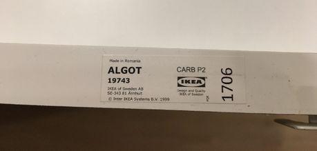 Półka Algot Ikea