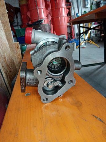 Turbo compressor tf035