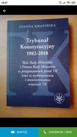 """J. Knapińska """"Trybunał Konstytucyjny"""""""
