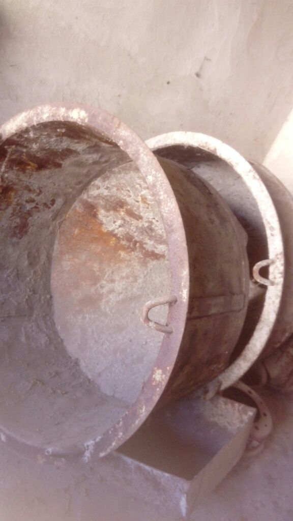 Zbiornik lejowy silosy mieszalnik