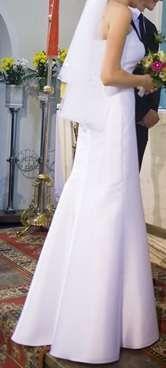 Sprzedam piękną suknię ślubną r.36
