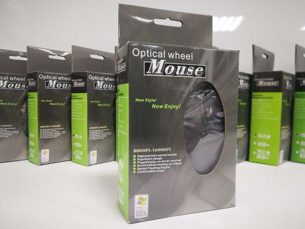 Компьютерная мышь, новая, 800-1600DPI