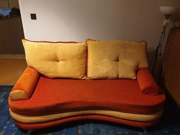 Komplet wypoczynkowy, sofa i fotele
