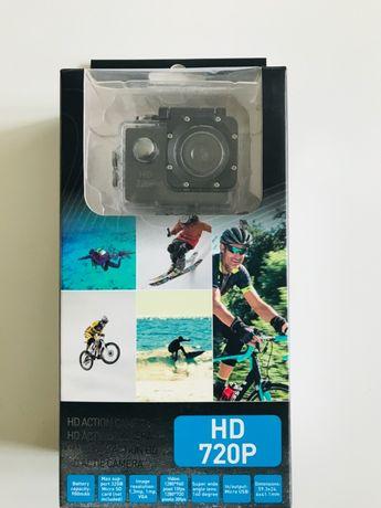 Kamera sportowa HD Grundig Wodoodporna + Akcesoria