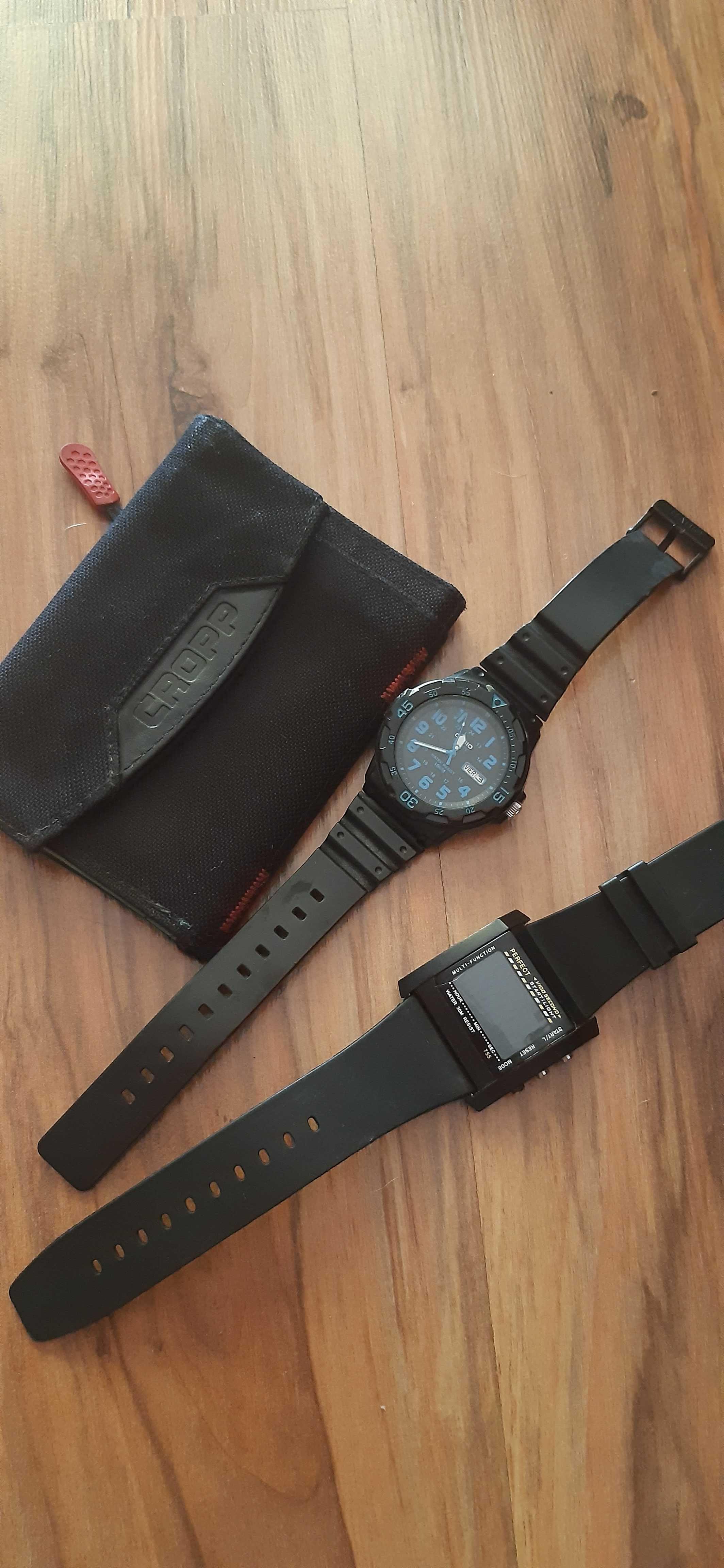 zegarki casio portfel