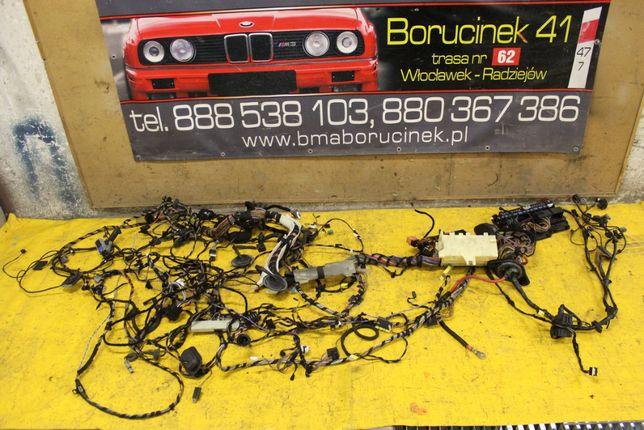 BMW E46 COUPE 1.9 Wiązka Kompletna Kabinowa Instalacja Elektryczna BMA
