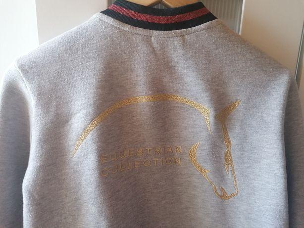 Bluza jezdziecka L używana
