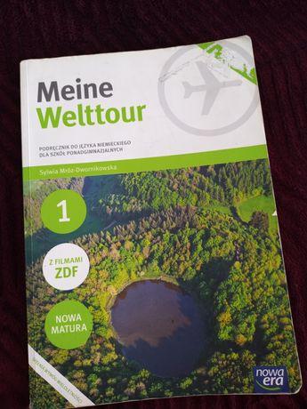 Książka do j.niemieckiego 1