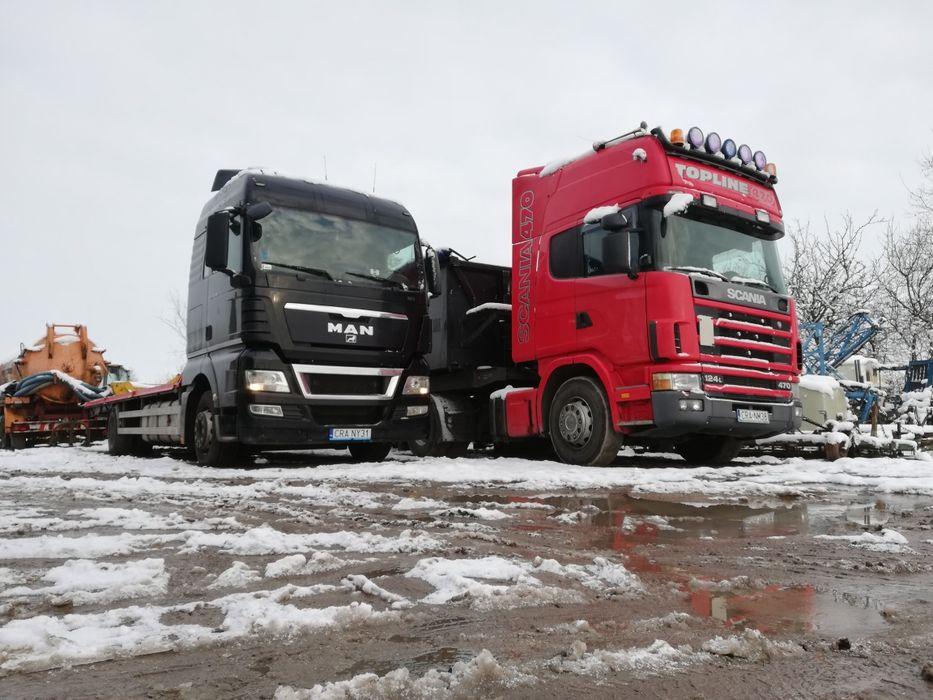 Pomoc drogowa transport Topólka - image 1