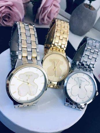Nowe zegarki Tous