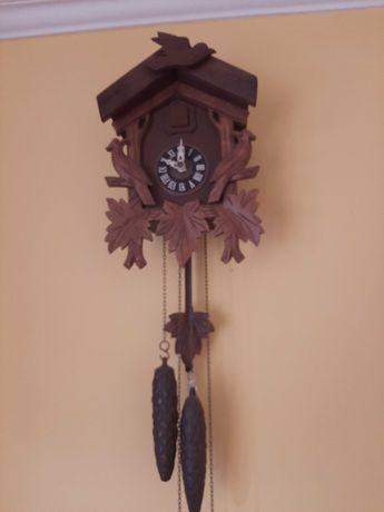 Zegar z kukułką Schwarzwaldzki