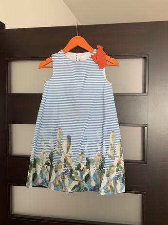 Брендовое платье на девочку 6, 7, 8 лет IlGufo, платье il gufo 8 лет
