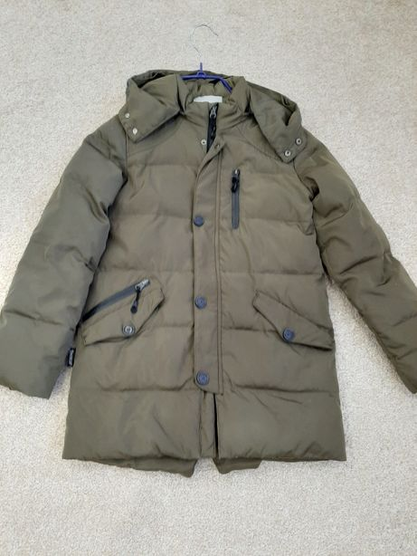 Зимняя куртка курточка на мальчика