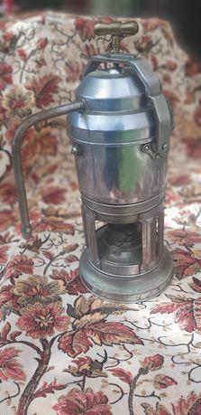 Máquina antiga para fazer café