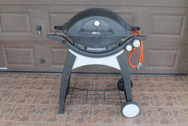 Grill gazowy weber ,grill weber ,weber q300
