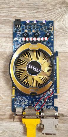 Видеокарта Nvidia GeForce 9600 GT  2000 рублей