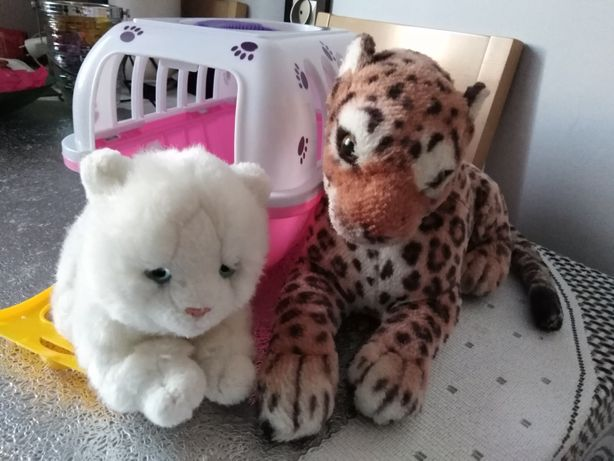Zabawka, Klatka ze zwierzątkami
