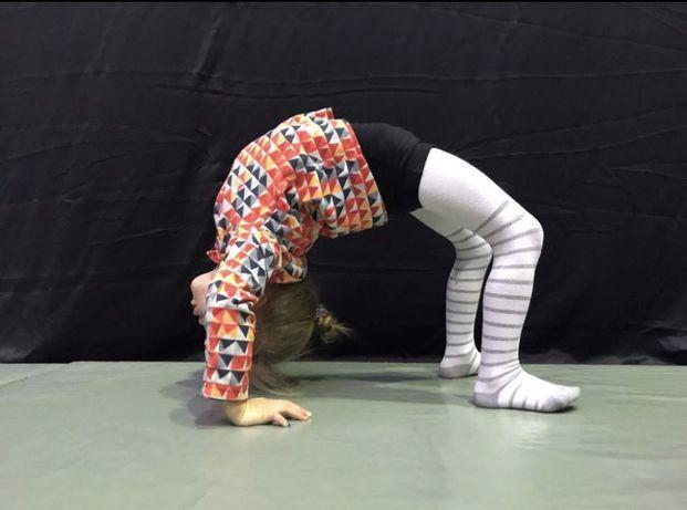 Спортивная Акробатика для мальчиков и девочек