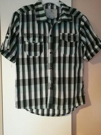 Koszula dla chłopca, rozmiar 134