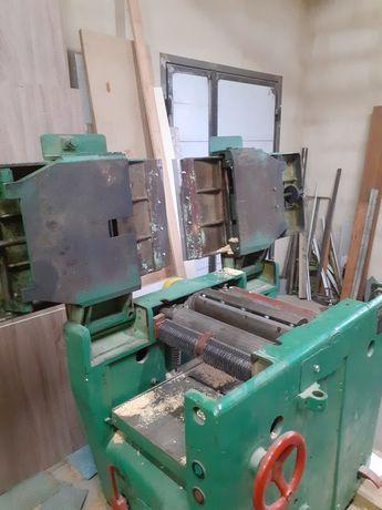 Grubościowka  wyrowniarka Jaroma maszyna stolarska